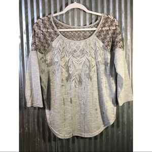 Miss Me Top Size Large